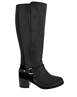 Monsoon Edie Long Leather Boot