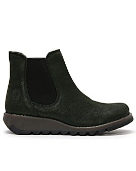 Fly London Salv Wedge Chelsea Boots
