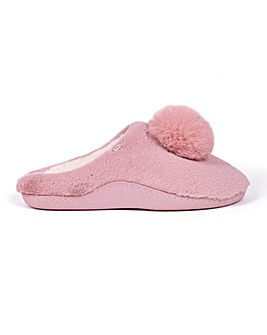 Pretty You London Clara Mule Slippers