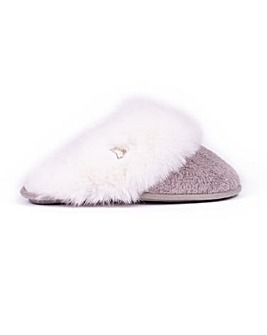 Pretty You London Beth Mule Slippers