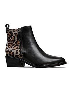 Van Dal Barlow II XE Boots Wide EEE Fit