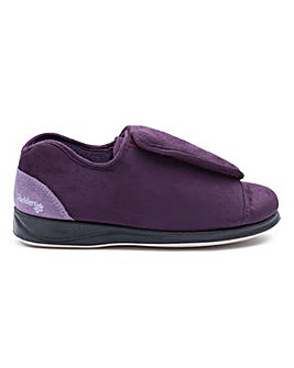Padders Paula Slipper 4E/6E Dual Fit