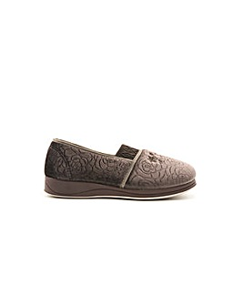 Padders Michelle Slipper Wide EE Fit