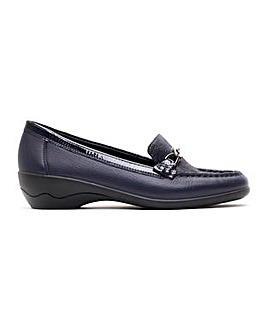 Padders Ellen Leather Shoe Wide EE Fit