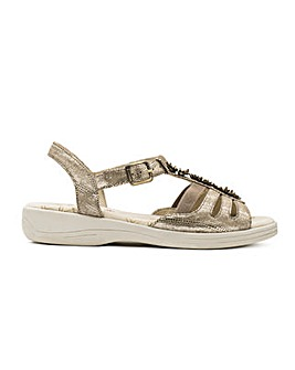 Padders Sunrise Sandal EEE Wide Fit