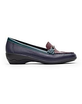 Padders Ellen Leather Shoe Wide EE Fit