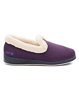 Padders Repose Slipper Wide EE Fit