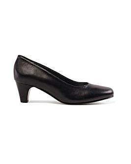 Padders Jane Court Shoe Wide EE Fit