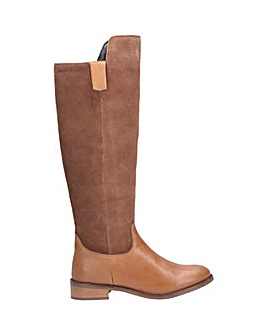 Hush Puppies Alani Zip Up Long Boot
