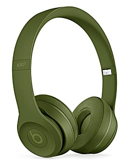 Beats Solo 3 Headphones Turf Green