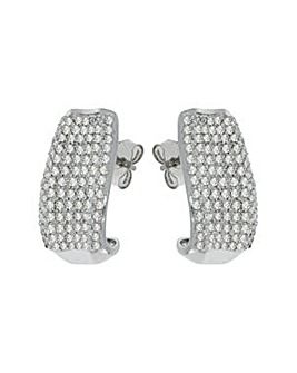 9K 1.00Ct Earrings
