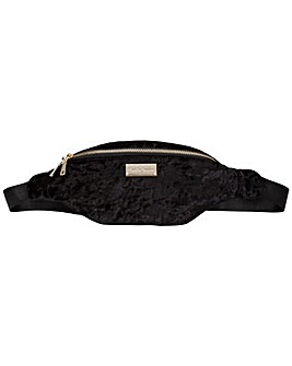 Claudia Canova Velour Bum Bag