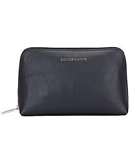 Smith & Canova Soft Grain Leather Zip