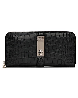 Guess Asher Zip Around Wallet