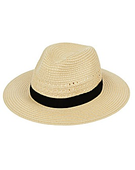 Monsoon Connie Core Fedora Hat