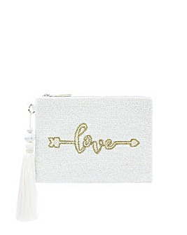 Monsoon Lulu Love Bridal Bag