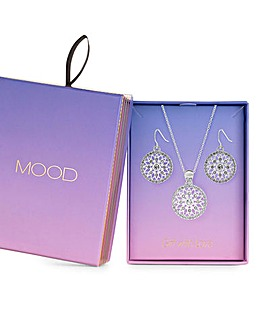 Mood Silver Filigree Set - Gift Boxed