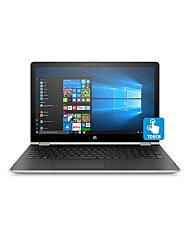 HP Pavilion Touch 15.6in 4Gb Silver