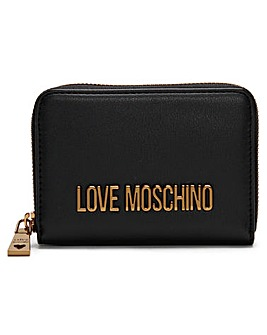 Love Moschino Letter Coin Purse