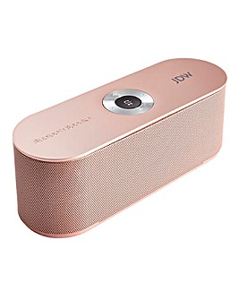 JDW Bluetooth Speaker Rose Gold
