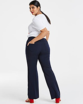 Shape & Sculpt Bootcut Trousers Regular
