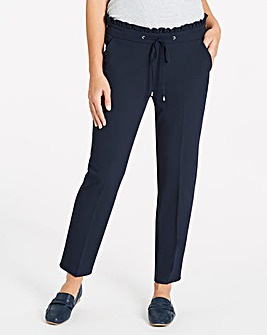 Workwear Tapered Leg Trouser Long
