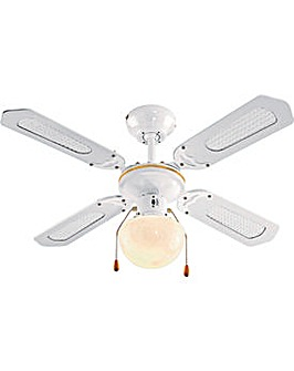 Ceiling Fan - White