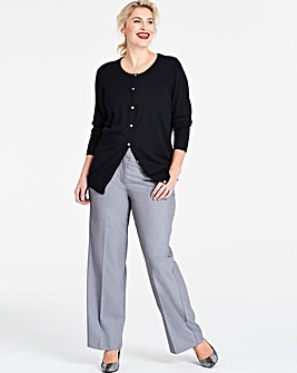 Shape & Sculpt Wide Leg Trousers Petite