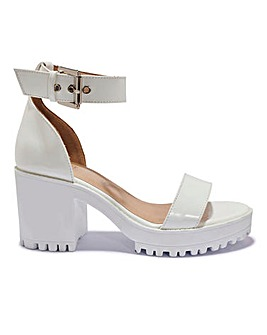 Chunky Sole Sandal Standard Fit