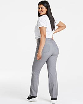 Shape & Sculpt Straight Trousers Long