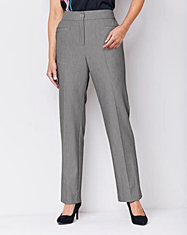Shape & Sculpt Straight Trousers Regular