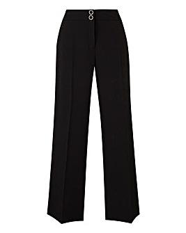 Magisculpt Wide Leg Trousers Petite