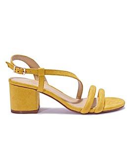 Asymmetric Sandal Standard Fit