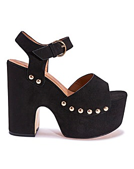 Studded Platforms Standard Fit