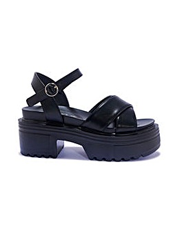 Chunky Sandals Standard Fit