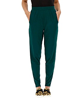 Stretch Jersey Tapered Trouser