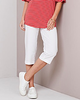 Basic Crop Trousers