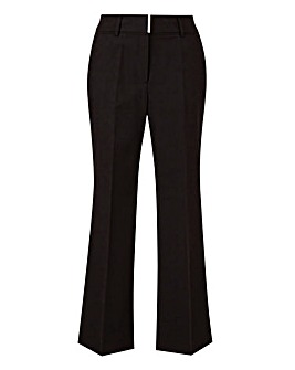Tailored Bootcut Trousers Petite