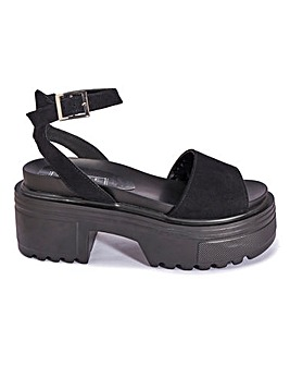 Chunky Sandal Standard Fit