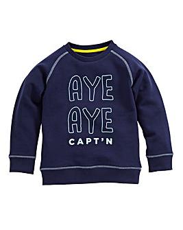 KD MINI Boys Aye Aye Captain Jumper