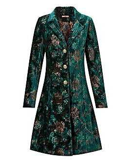 Joe Browns Remarkable Velvet Coat