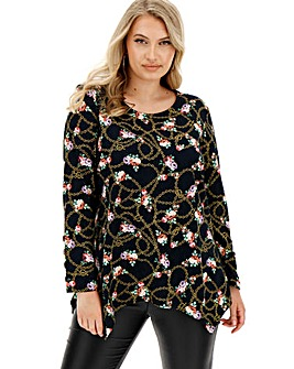 Joe Browns Chain Print Tunic