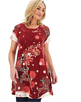 Joe Browns Prancer Dancer Tunic