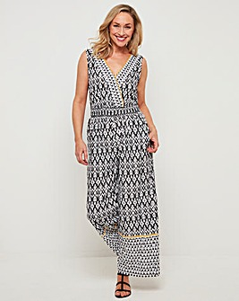Joe Browns Tile Print Jumpsuit