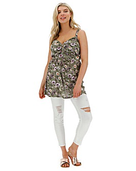Joe Browns Free Flowing Floral Top