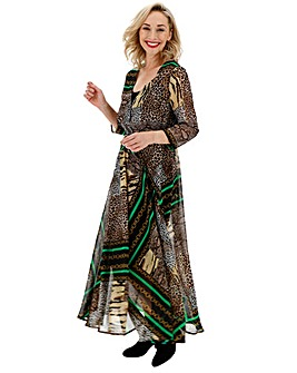 Joe Browns Funky Animal Maxi Dress
