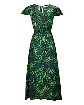 Joe Browns Tropical Palm Dress