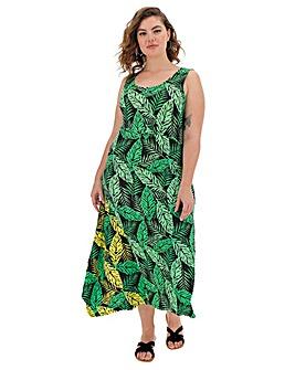 Joe Browns Assymetric Jersey Dress