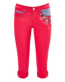 Joe Browns Funky Capri Trousers