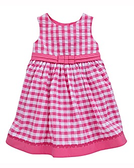 KD Mini Gingham Dress